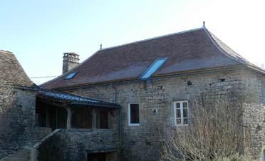 Rénovation de toiture maison ancienne