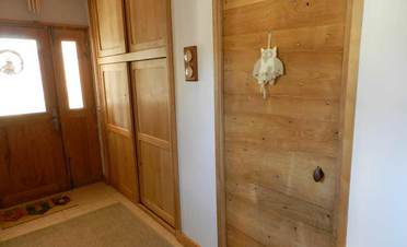 Création de porte intérieur sur mesure