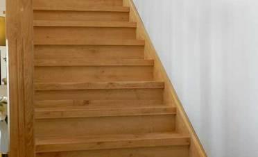 Création escalier bois
